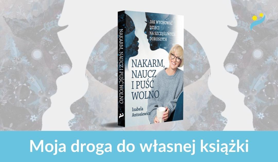 Moja droga dowłasnej książki